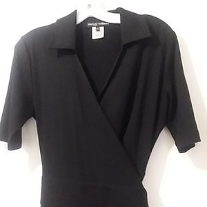 WENDY WILLIAMS  jumpsuit pants black size Medium